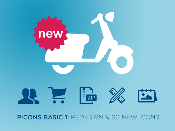Picons Basic 1 Redesign & Upgrade